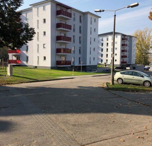 Bauvorhaben Stakerweg